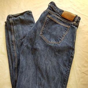 SHOCKOE DENIM Selvedge Blue Jeans